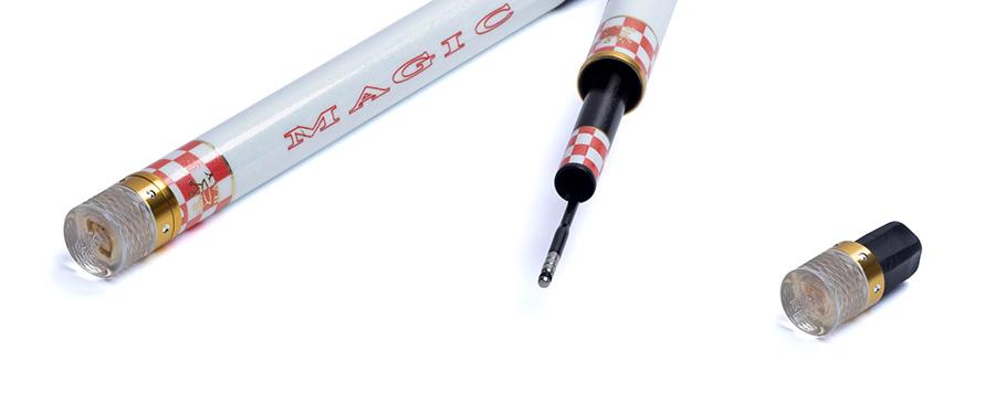 魔・HK12,品质型动力平衡黑坑竿,硬度12H,黑坑狂暴飞抄飞磕专用竿,要多暴力有多暴力